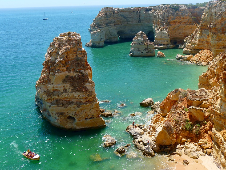 De ultieme roadtrip route door de Algarve